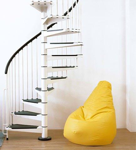 Лестница из стали своими руками